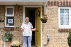 No 4, Janice, Retired