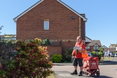 The Postman, Keyworker