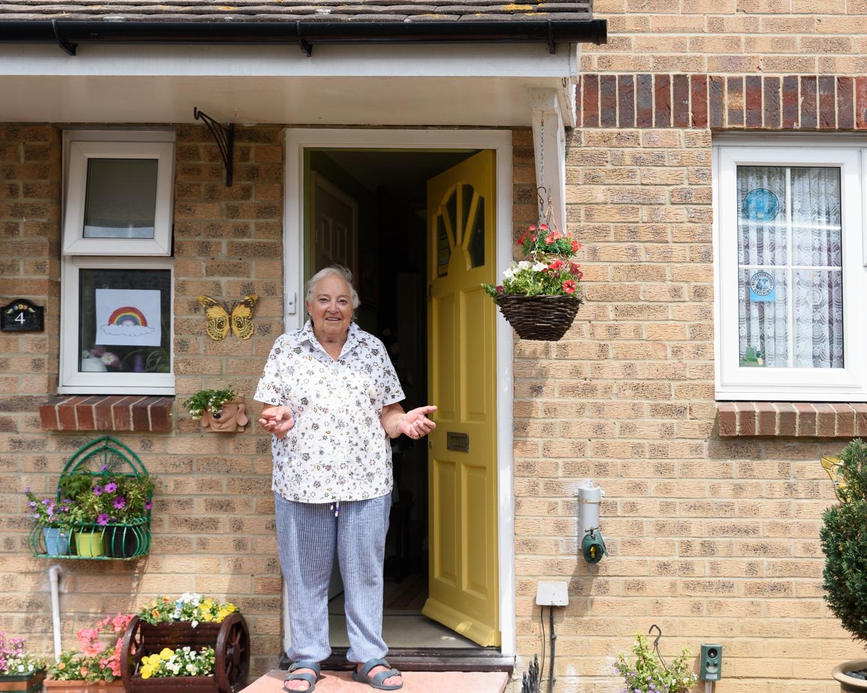 No 4, Janice Retired